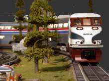 MTH Amtrak Northwest