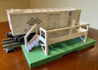 Automated Milk Car by Lionel