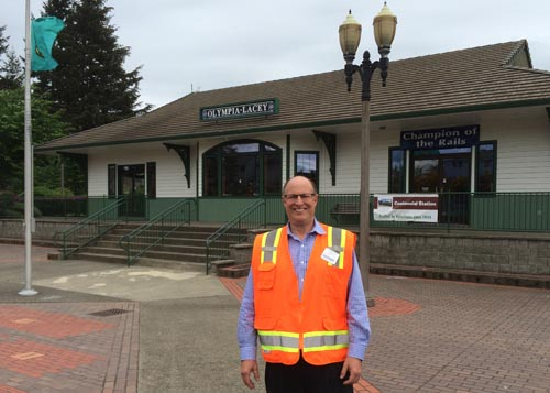 Olympia-Lacey Amtrak Station